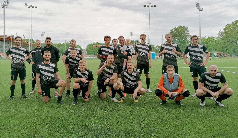 Tartu JK Welco X meeskond 2020