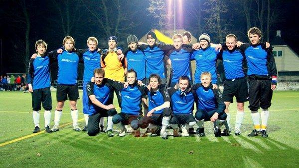 II hooaja esimene mäng vs Navi Vutiselts (2009)